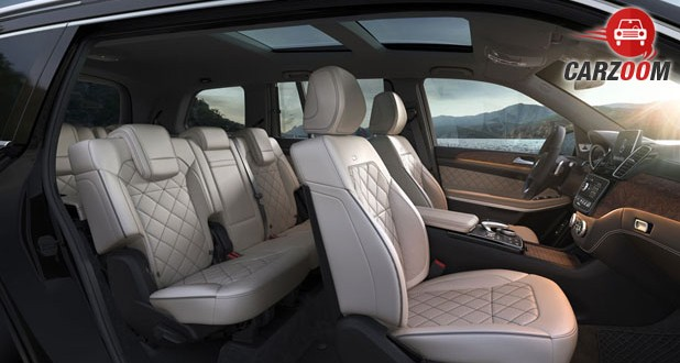 Mercedes-Benz GLS Seats