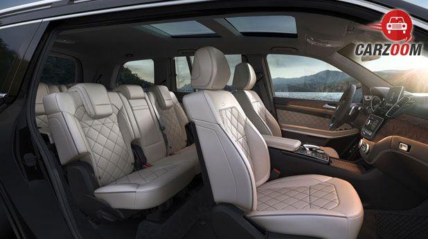 Mercedes-Benz GLS Seats