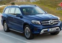 Mercedes-Benz GLS View