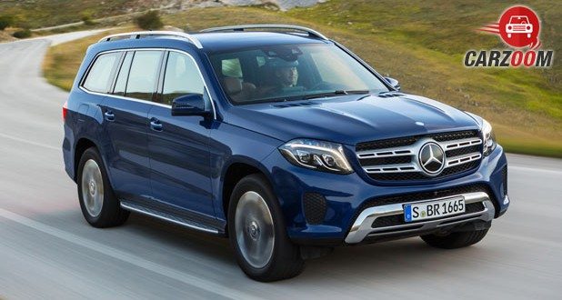 Mercedes-Benz GLS View
