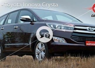 Toyota Innova Crysta FAQ