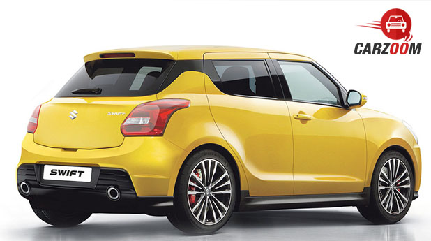 2017 Maruti Suzuki Swift View
