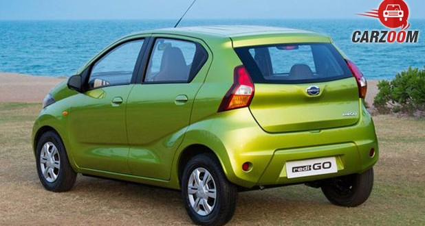 Datsun RediGO Back View