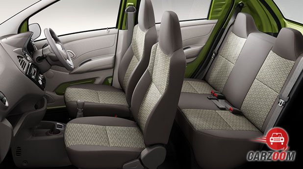 Datsun RediGO Seats