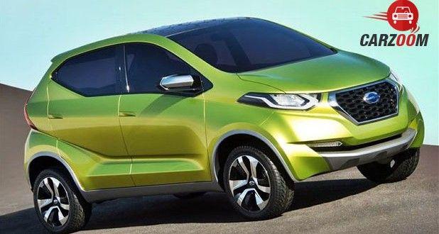 Datsun Redi GO SPrice in India, Review, Pics, Specs and ...