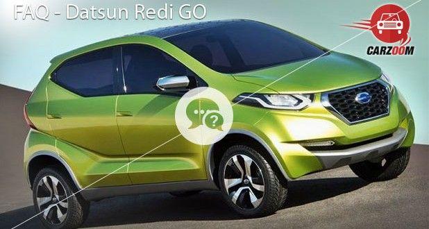 FAQ Datsun Redi GO