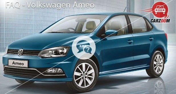 FAQ Volkswagen Ameo
