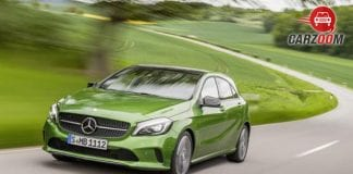 Mercedes Benz A Class Special Edition View