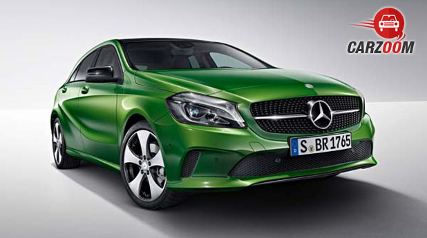 special edition of mercedes benz a class cla and gla launched in india. Black Bedroom Furniture Sets. Home Design Ideas