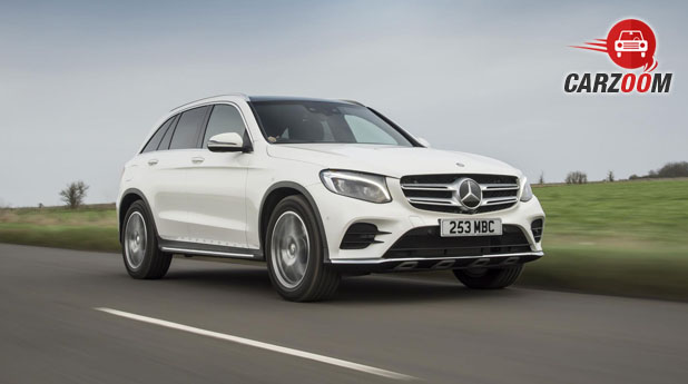 Mercedes Benz GLC Front View