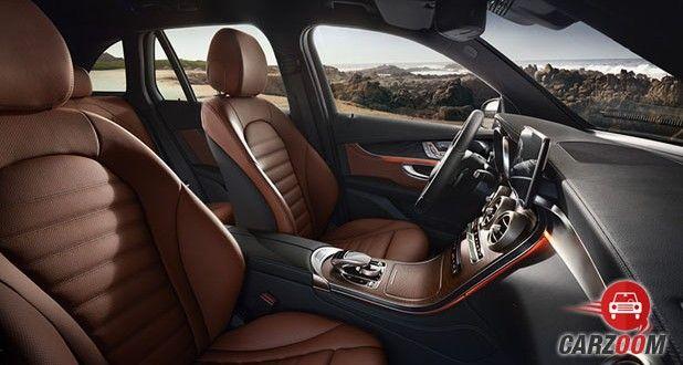 Mercedes Benz GLC Seats