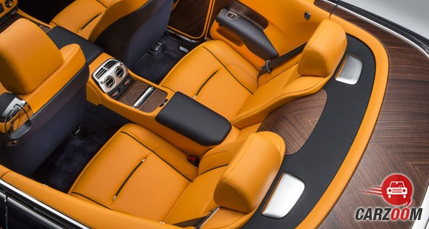 Rolls-Royce Dawn Seats