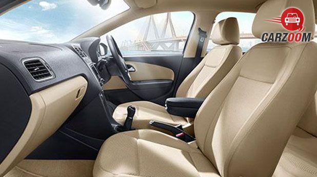Volkswagen Ameo Seats