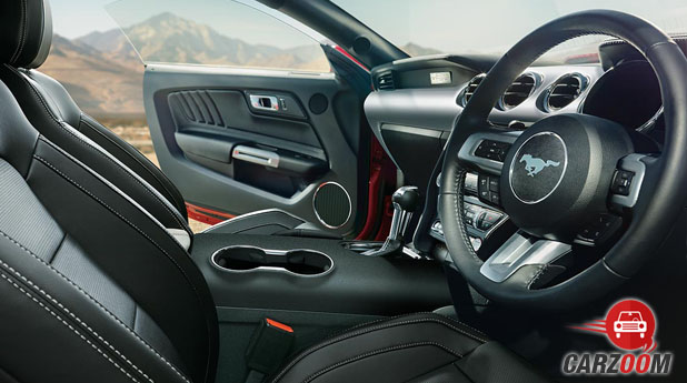 Ford Mustang Interior View