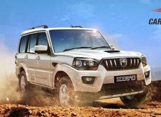 Mahindra Scorpio Intelli Hybrid Front View