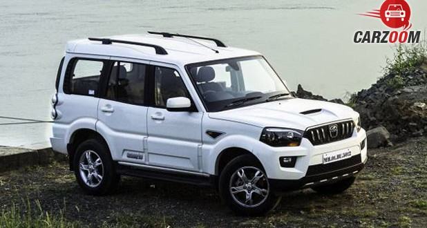 Mahindra Scorpio Intelli Hybrid Side View