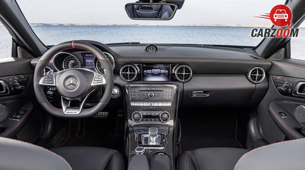 Mercedes-Benz AMG SLC Dashboard