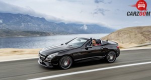 Mercedes-Benz AMG SLC View