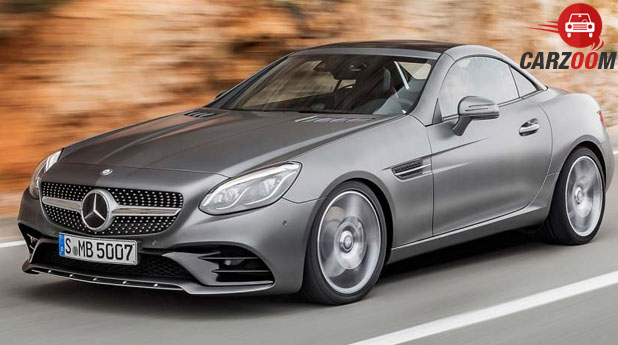 Mercedes-Benz AMG SLC