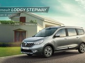 Renault new Lodgy Stepway