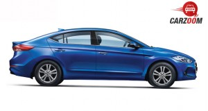 2016 Hyundai Elantra Side View