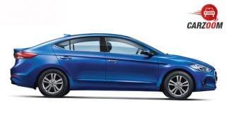 2016 Hyundai Elantra Side View