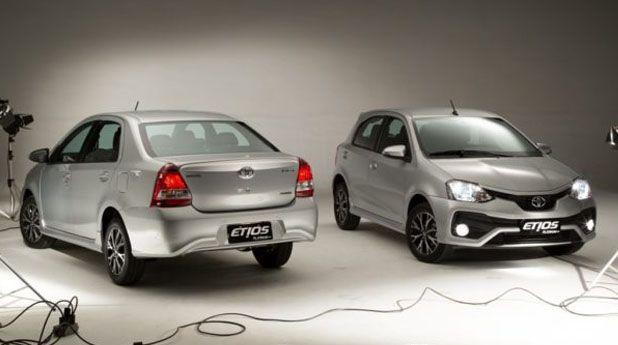 2016 Toyota Etios facelift