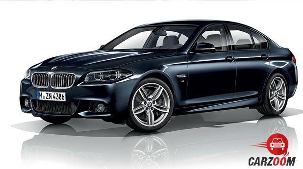 BMW 520d M Sport View