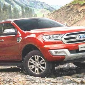 Ford-Endeavour