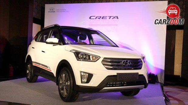 Hyundai Creta 1st Anniversary edition View