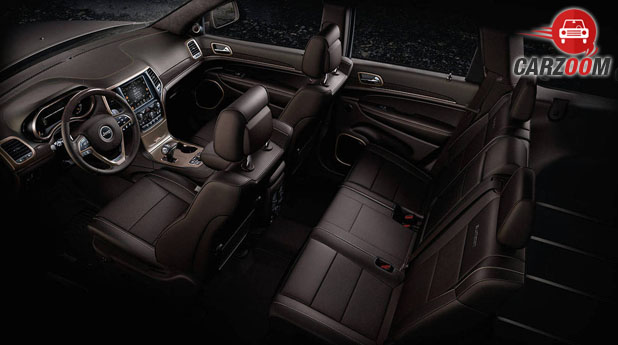 Jeep Grand Cherokee Interior