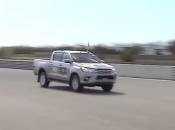 2016 Toyota Hilux Crash Test