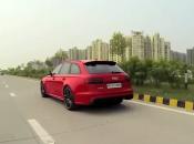 Audi RS6 Avant Test Drive review