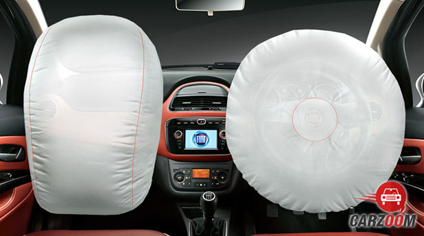 Fiat Avventura Urban Cross Air Bags