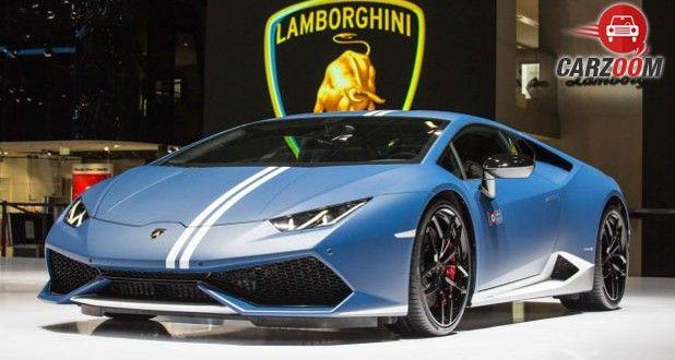 Lamborghini Huracan Avio LP610-4 Front View