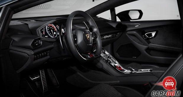 Lamborghini Huracan Avio LP610-4 Interior