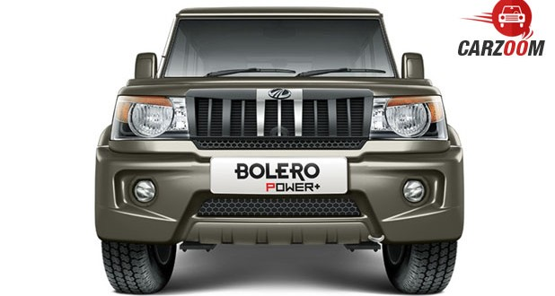 Mahindra Bolero Power Plus Front