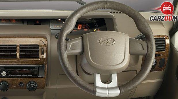 Mahindra Bolero Power Plus Interior