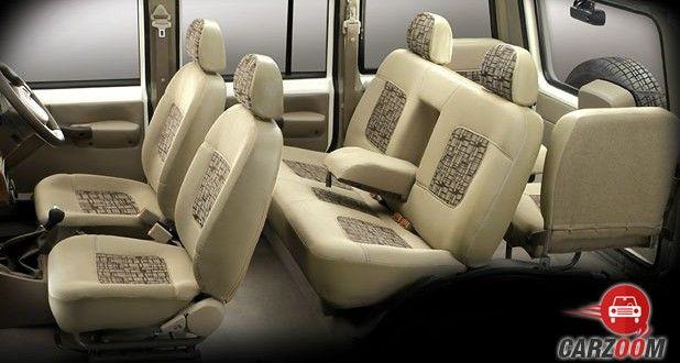 Mahindra Bolero Power Plus Seats