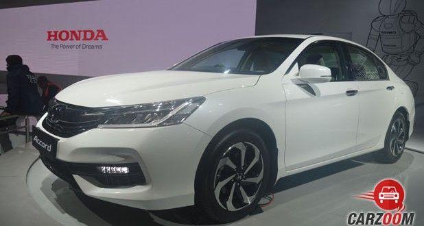 New Honda Accord Hybrid