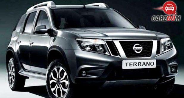 Nissan Terrano AMT