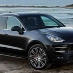 Porsche Macan Turbo View