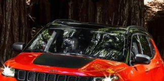 2017 Jeep Compass Car Model Specifications