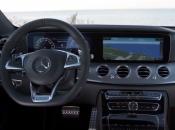 2017 Mercedes AMG E 43 4MATIC Estate Cavansite Blue Interior Design Trailer
