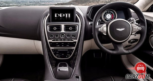 Aston Martin DB11 Interior
