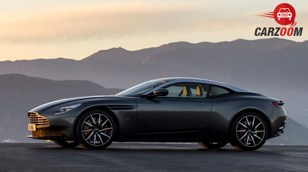 Aston Martin DB11 Side View