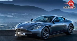 Aston Martin DB11 View