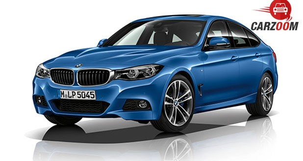 BMW 3 series Gran Turismo facelift