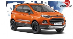 Ford EcoSport Black signature edition