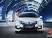 Honda Accord Hybrid Front View